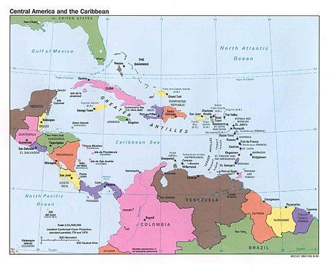 centralamerica panama costa rica nicaragua