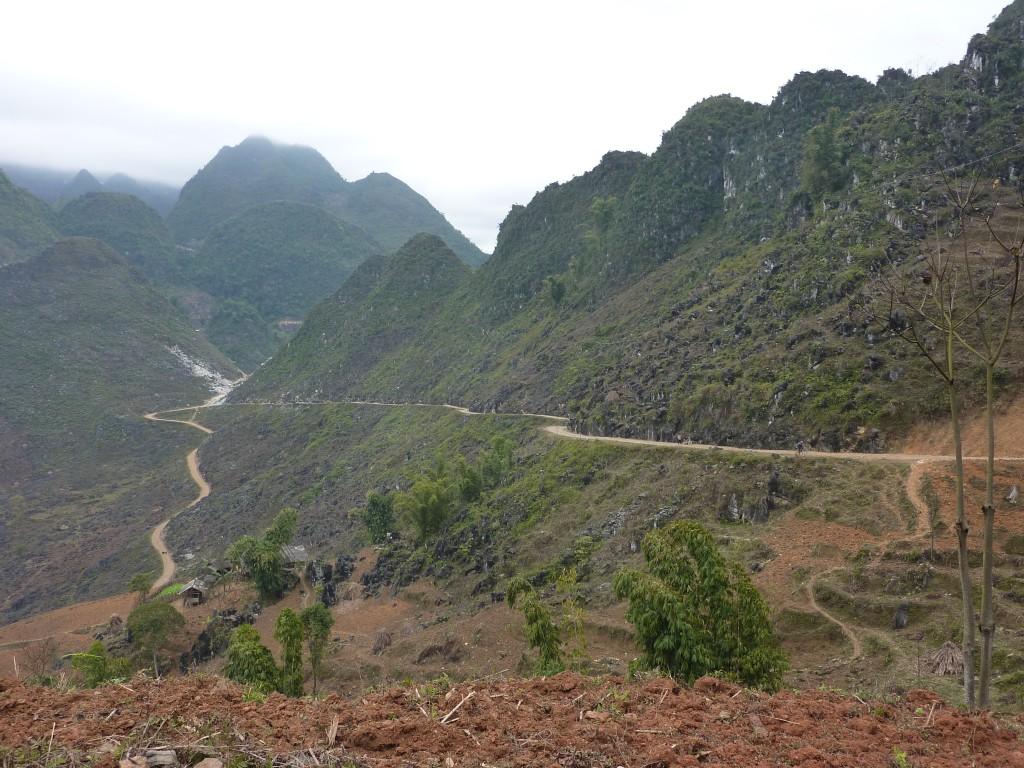 tonkin alpes trail mtb vietnam