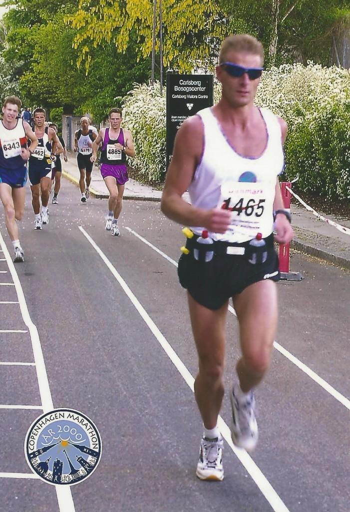 copenhagen marathon 2000