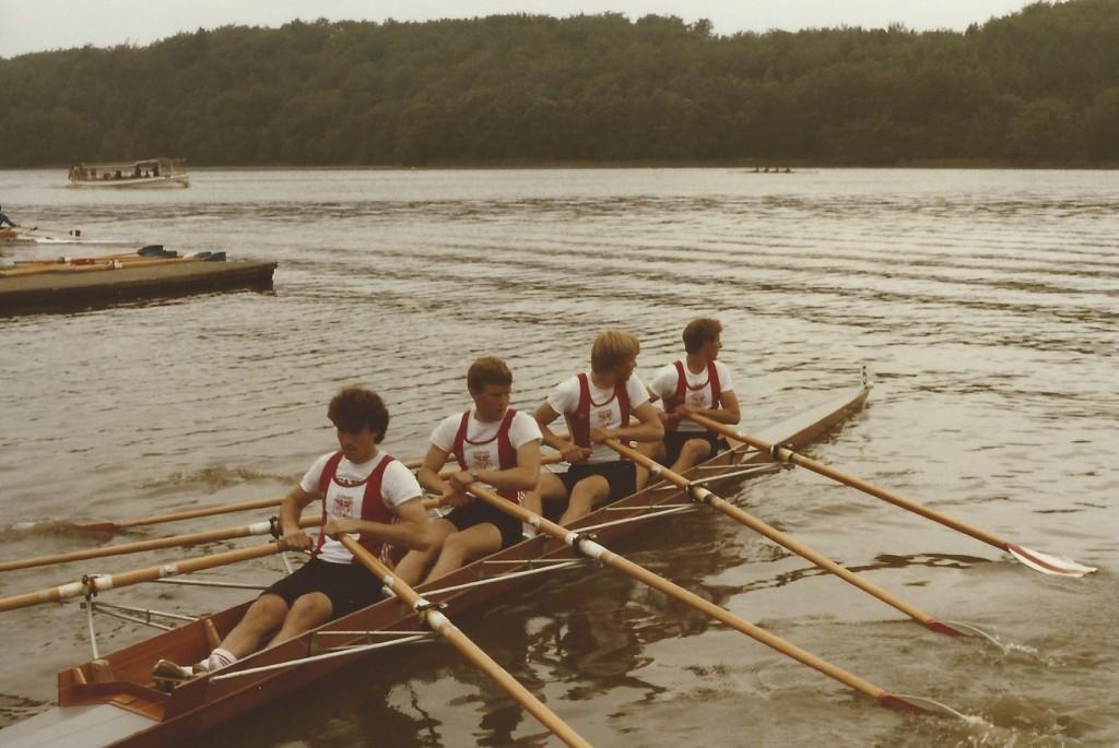 senior b master 1984 lake of bagsvaerd