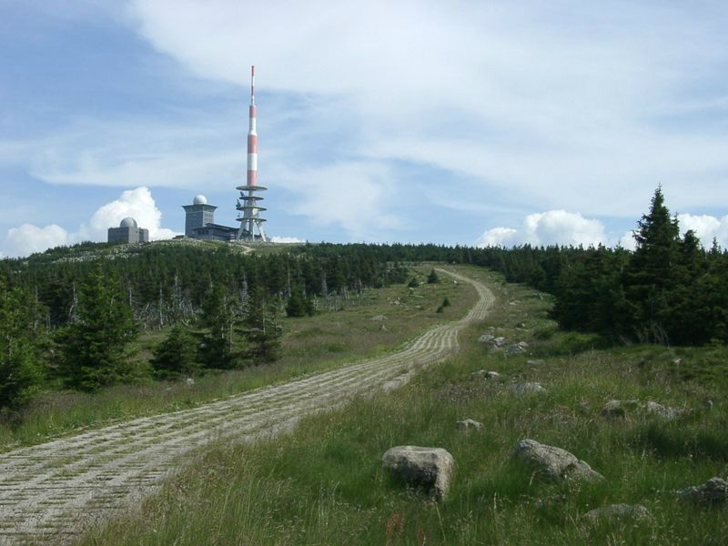 last part brocken attack harz