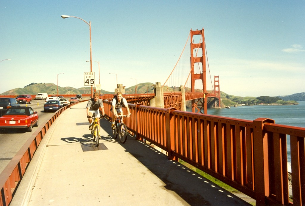 san francisco usa mtb golden gate