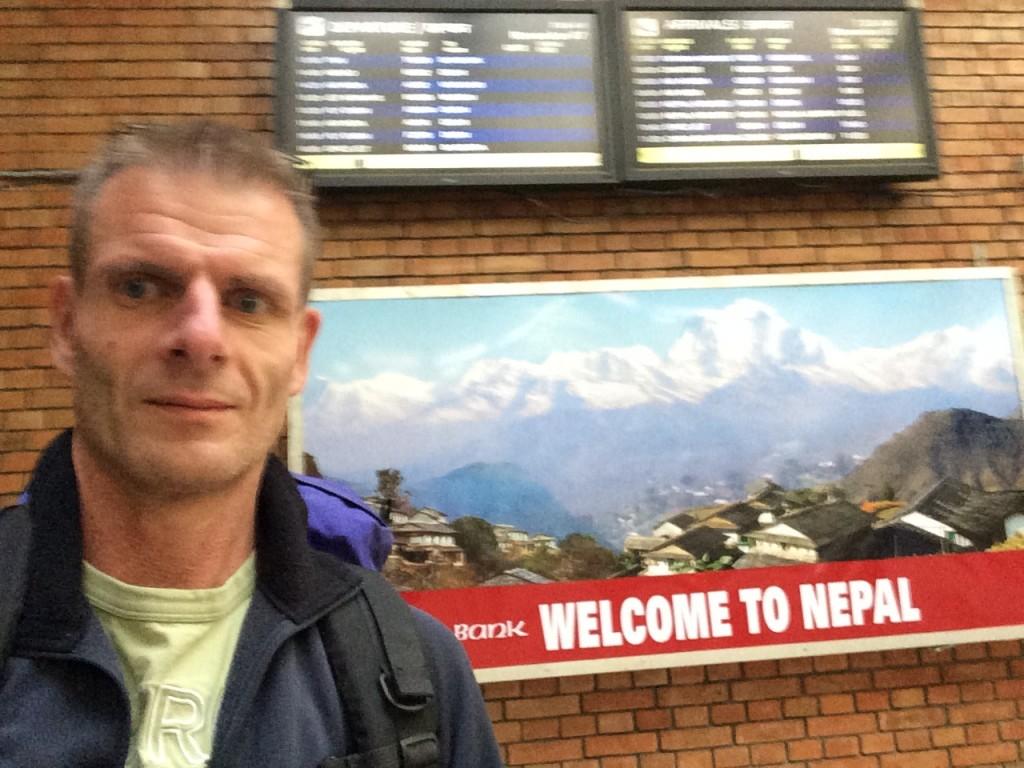 Kathmandu Lufthavn Nepal