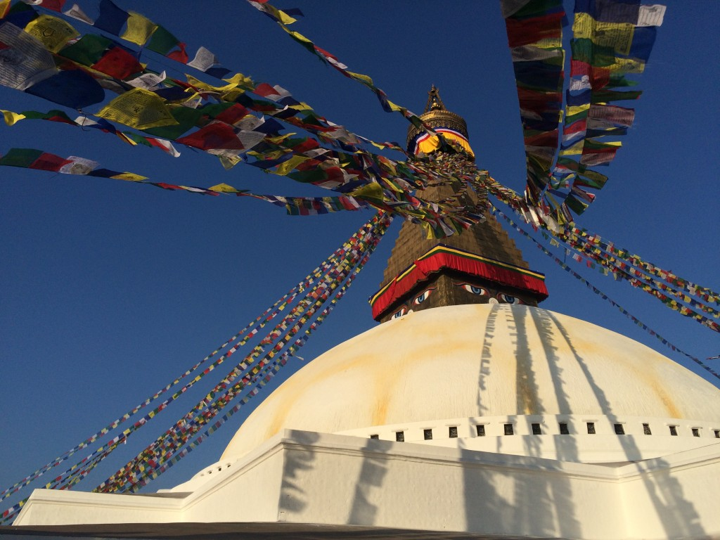 boudhanath kathmandu nepal